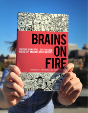 Brains on Fire Book - sm