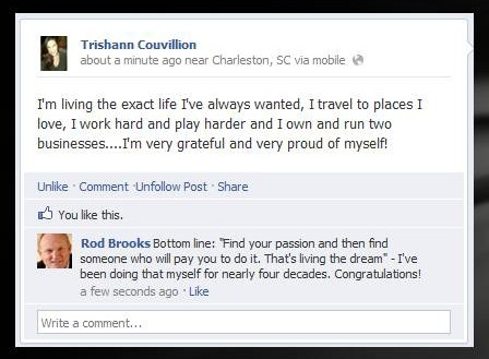 FB Quote - Passion