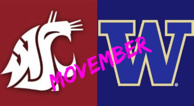Apple Cup Movember